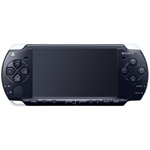 Sony PSP Lite&Slim (Black) (Mp3 Psp Sony)