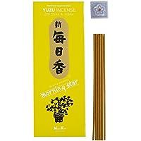 Morning Star - Yuzu 200 Sticks by Nippon KODO Japanese Quality Incense Since 1575