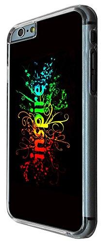 358 - Watercolor Inspire Word Design iphone 6 6S 4.7'' Coque Fashion Trend Case Coque Protection Cover plastique et métal