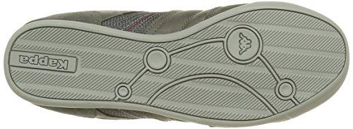 Kappa Kinay 2 - Zapatillas de deporte Hombre Gris - Gris (Dk Grey/Dk Navy/Abyss)