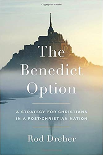 Image result for The benedict option