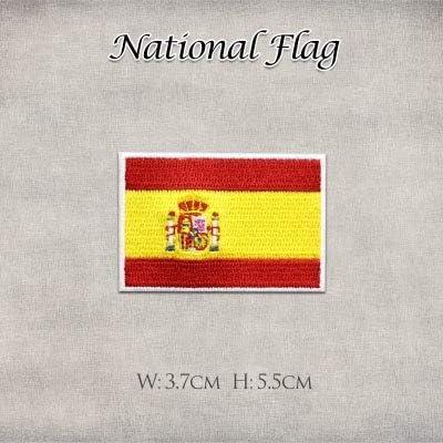 Shoppy Star - Pegatinas de la Bandera de España de Estados Unidos ...