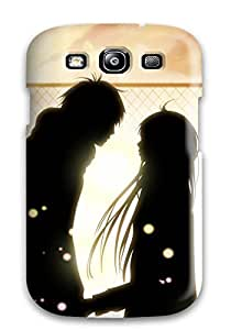 Galaxy S3 Case Cover - Slim Fit Tpu Protector Shock Absorbent Case (zerochan Anime Other)