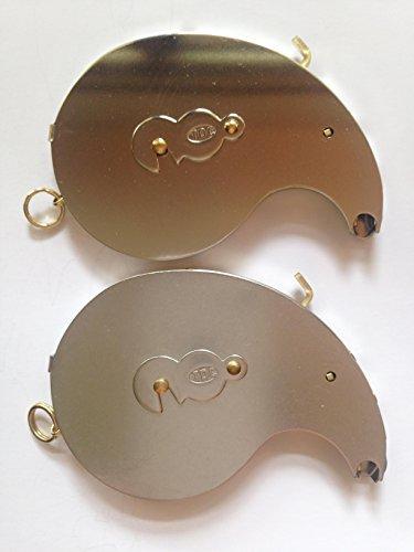 DCT TDC Universal Capper (Brass Matte) (Black Cap Military Matte)