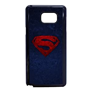 Superman Logo-009 For Samsung Galaxy Note 5 Cell Phone Case Black Cover xin2jy-4348953