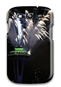 Premium PxvvUKw3257VFAIg Case With Scratch-resistant/ Seattleeahawks Case Cover For Galaxy S3