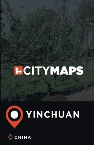 City Maps Yinchuan China
