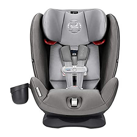 Cybex Eternis S All-in-One Car Seat with SensorSafe Manhattan Grey