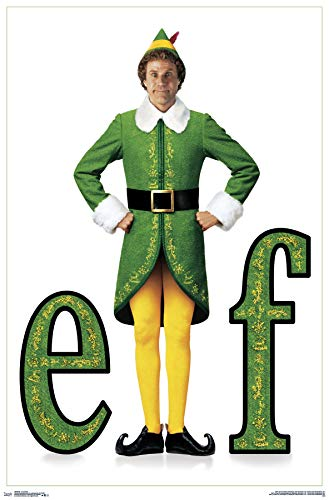 Trends International Elf - One Sheet Wall Poster, Multi]()