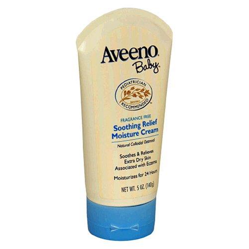 Aveeno Soothing Relief Moisture Cream 5 oz