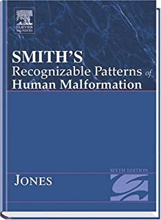 Human malformation recognizable smiths edition 7th pdf patterns of
