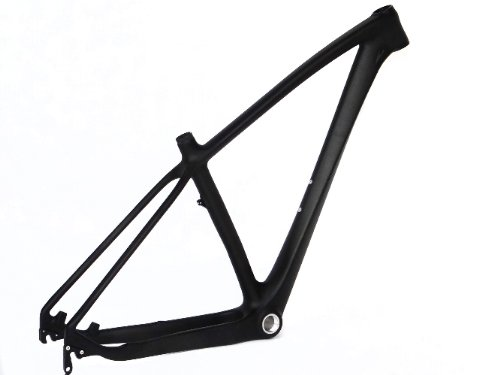 Full Carbon UD Matt Matte 29er Mountain Bike MTB 29'' Wheel BSA Frame 19'' Rear axle 142mm x 12