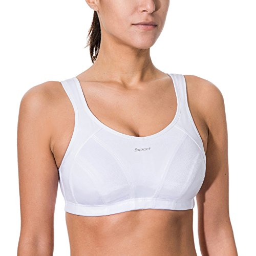SYROKAN Womens No Bounce Full Support Racerback product image