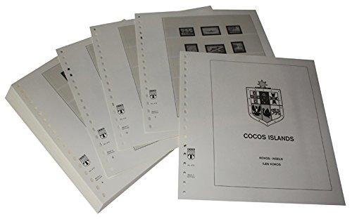 barato en línea Lindner T475 Islas Islas Islas Cocos - Año 1963-2012  muy popular