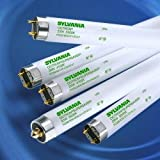 Sylvania 21429 FO28/830/XV/SS/ECO 28W, 48'' MOL, T8 OCTRON Extended Value SUPERSAVER® Fluorescent Lamp ECOLOGIC® (Case of 30)