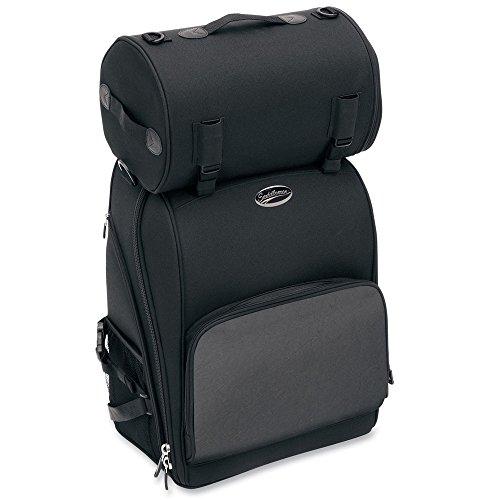 Luggage Saddlestow (Saddlemen Saddlestow S2600 Deluxe Sissy Bar Bag - HC-15-0081)