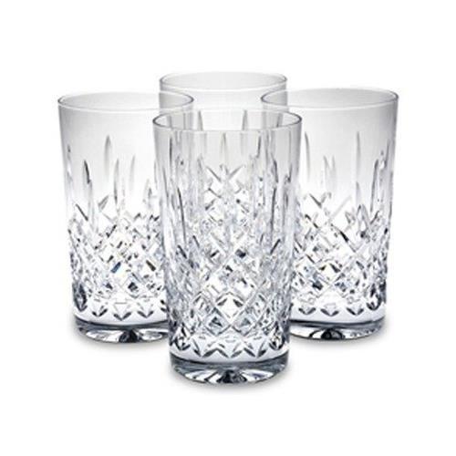 Reed & Barton Crystal Hamilton Highball Glass (Set of (Miller Rogaska Stemware)