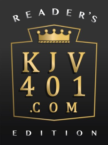 Read E Book Online KJV401 Reader S Edition The King James