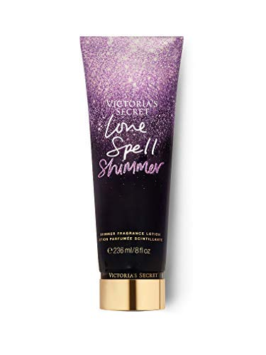 Limited product bikutoriasi-kuretto Victoria's Secret New Love Spell Shimmer Fragrance Body Cream Body Lotion Cosmetics 236ml Parallel import