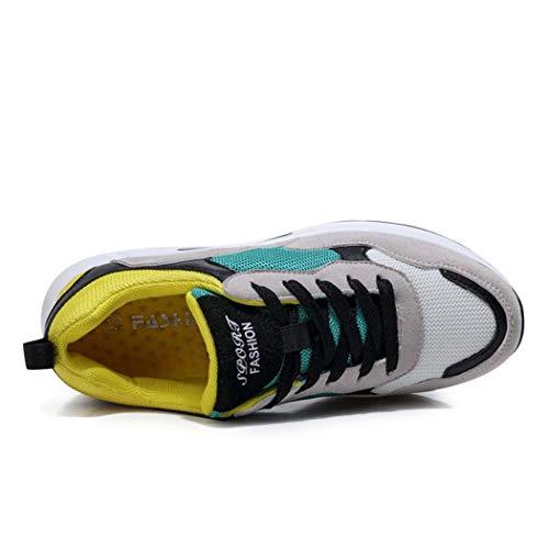 Sport Pour Chaussures Loisirs Et Yellowgreen Jogging De amp;yg Femmes Running Miss fqxI4Cn