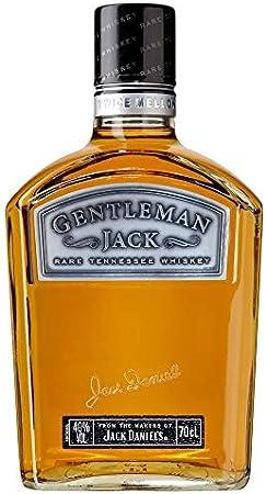 JACK DANIEL'S GENTLEMAN JACK DOBLE MELLOWED WHISKY 70CL