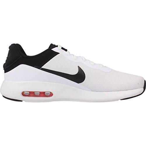 white White Orange Basse Multicolore Max Ginnastica Uomo Nike 844874 Da Scarpe Black nPqFF70