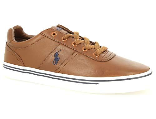Zapatillas Polo Ralph Lauren Hanford Sneakers - Color - MARRON ...