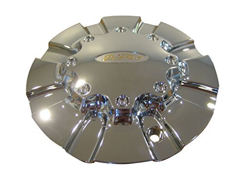 Diamo Chrome Wheels (Diamo 23 Karat Tall Chrome Wheel Rim Center Cap DIAMO-23 8H-170)