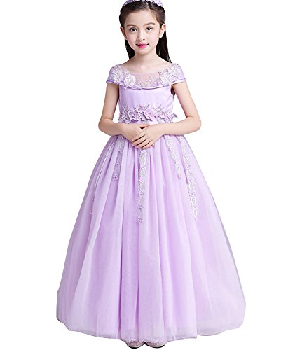 Buy dresses for 10 year olds graduation - 8