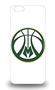 New NBA Milwaukee Bucks Logo Skin 3D PC Soft Case Cover Shatterproof 3D PC Soft Case For Iphone 6 Plus ( Custom Picture iPhone 6, iPhone 6 PLUS, iPhone 5, iPhone 5S, iPhone 5C, iPhone 4, iPhone 4S,Galaxy S6,Galaxy S5,Galaxy S4,Galaxy S3,Note 3,iPad Mini-Mini 2,iPad Air )