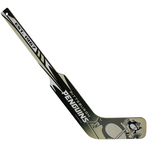 "NHL Pittsburgh Penguins WCR27613010 Hockey Goalie Stick, 21"""
