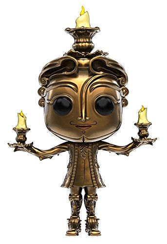 Lumiere Costumes (Funko POP Disney: Beauty & The Beast Lumiere Toy Figure)