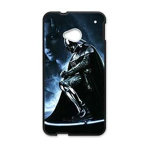 Star Wars Black Phone Case for HTC M7