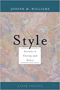 style lessons in clarity and grace pdf 12th edition