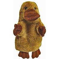 Elka Australia 1212-PLA Puppet Platypus Puppet Toy, 25 Centimeters