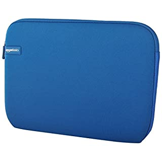 AmazonBasics 11.6-Inch Laptop Sleeve - Light Blue