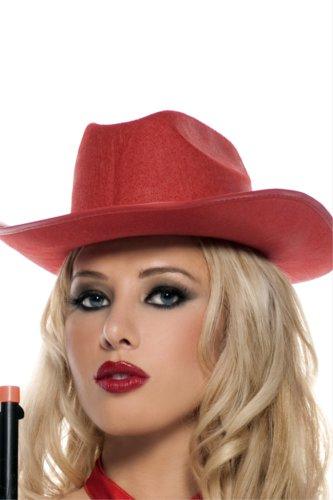 Cowboy Hat (WHITE,OS)