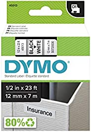 DYMO Authentic D1 Label l DYMO Labels for LabelManager, COLORPOP and LabelWriter Duo Label Makers, Great for O