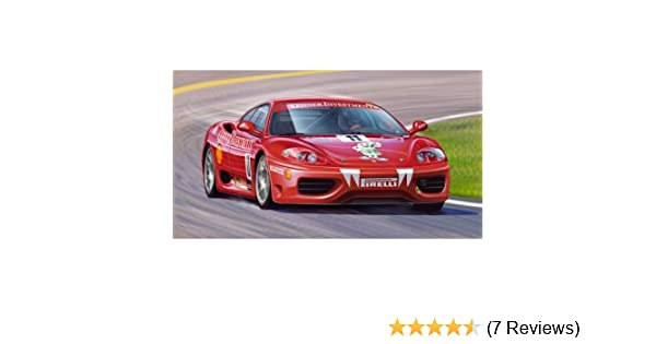 Revell 1//32 Ferrari 360 Challenge /'Markus Lehner/' Easy Kit # 07138//*