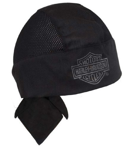 Harley Davidson Flow Shield Black HW108030