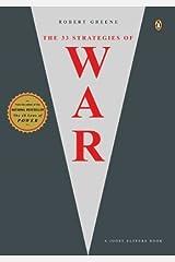 The 33 Strategies of War by Robert Greene (Jan 29 2008) Paperback