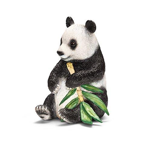 Sitting Panda Bear - Schleich Giant Panda Toy Figure