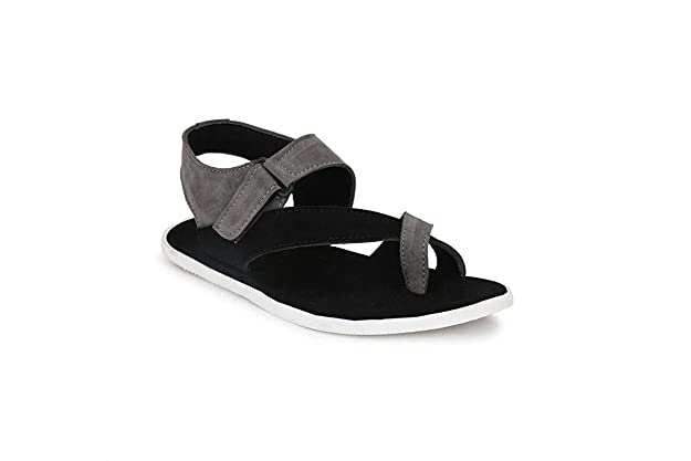 Big Fox Suede Leather Sandals for Men Men's Fashion Sandals at amazon
