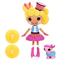 Lalaloopsy Sticks Boom Crash Doll