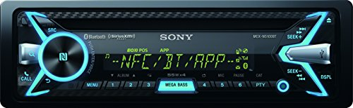 Car Stereo Systems Sound - Sony MEXN5100BT Car Stereo Receiver with Bluetooth, NFC and App Remote