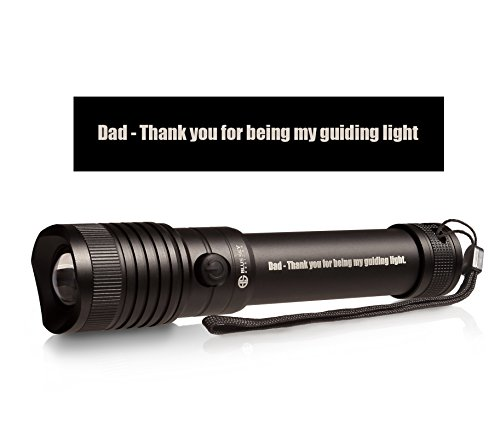 Dad - Thanks for being my guiding light; Stay safe w/combo ultra...