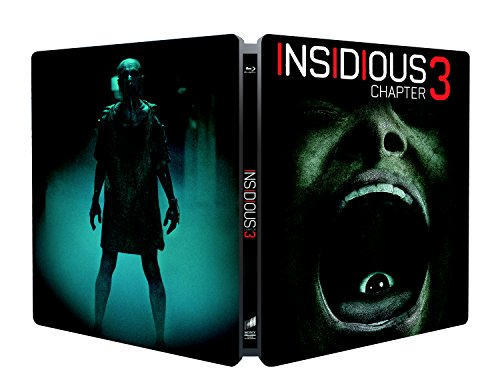 Insidious: Chapter 3 (Italian Steelbook) [Blu-ray]