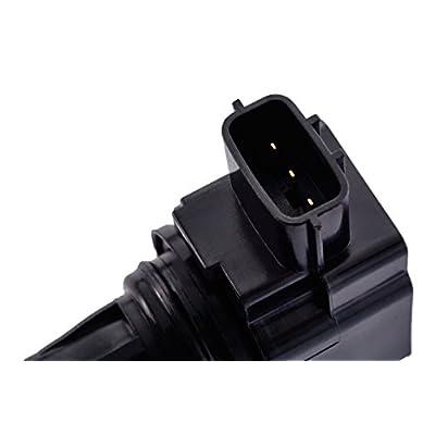 ENA Ignition Coil Compatible with 2007-2016 Nissan Armada Pathfinder Titan Infiniti QX56 V6 4.0L V8 5.6L C1672 UF-551: Automotive