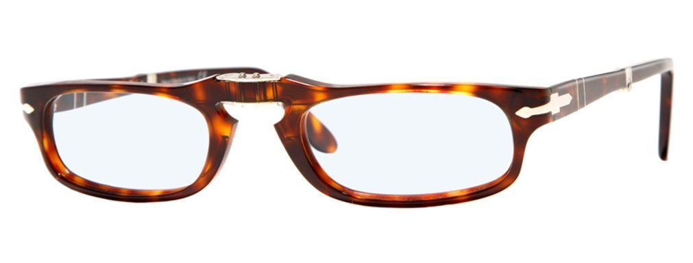 65f561bc9b5f3 Amazon.com  Persol Folding Reading glasses model PO2886V Havana Brown  +2.00  Health   Personal Care