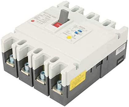ST-ST 3P + N 800V 200A / 225A / 250A残留電流回路ブレーカRCCBエアスイッチ 遮断器